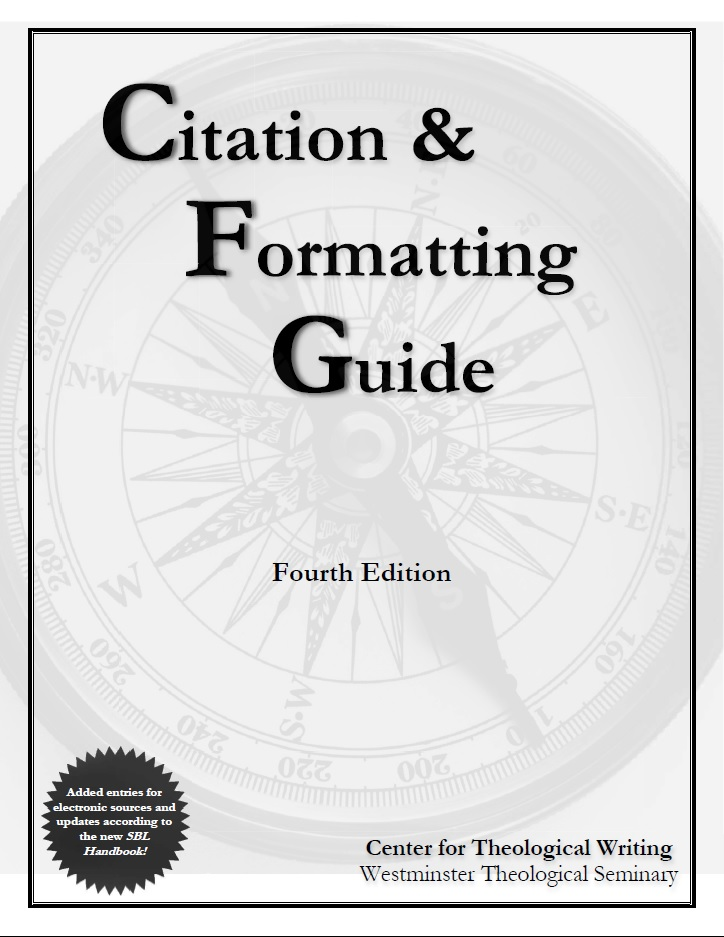 CFG Fourth Edition Cover