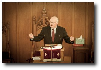 Rev. Dr. Timothy Witmer and Practical Theology. Image by Chae Chong