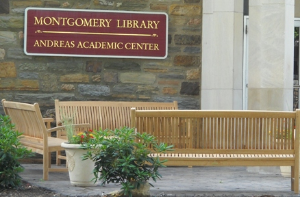 library benches